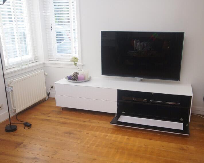 Tv Audio Meubel.Audio Tv Meubels Op Maat Ben Interieurbouw Breda