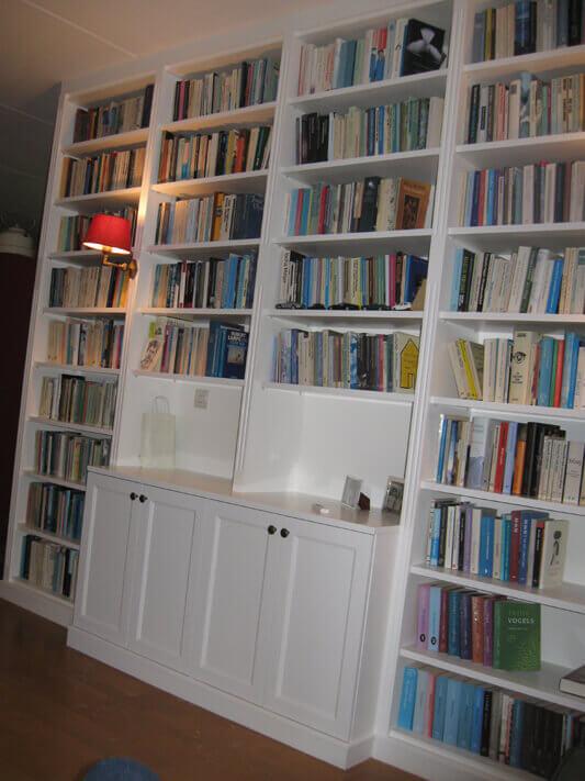 Boekenkast op maat laten maken | Ben interieurbouw, Breda