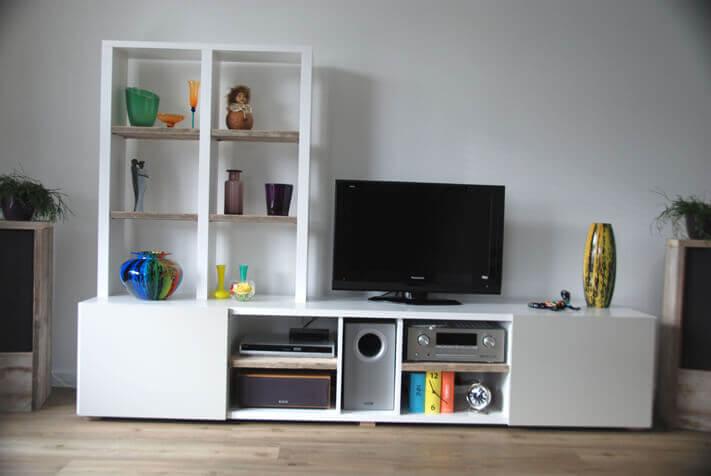 Audio tv meubels op maat laten maken ben interieurbouw breda