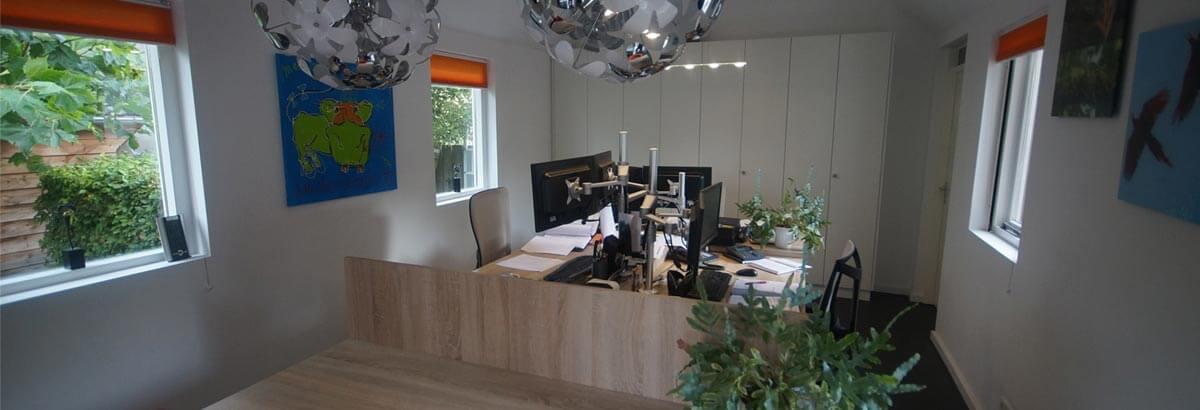 kantoor inrichting op maat breda
