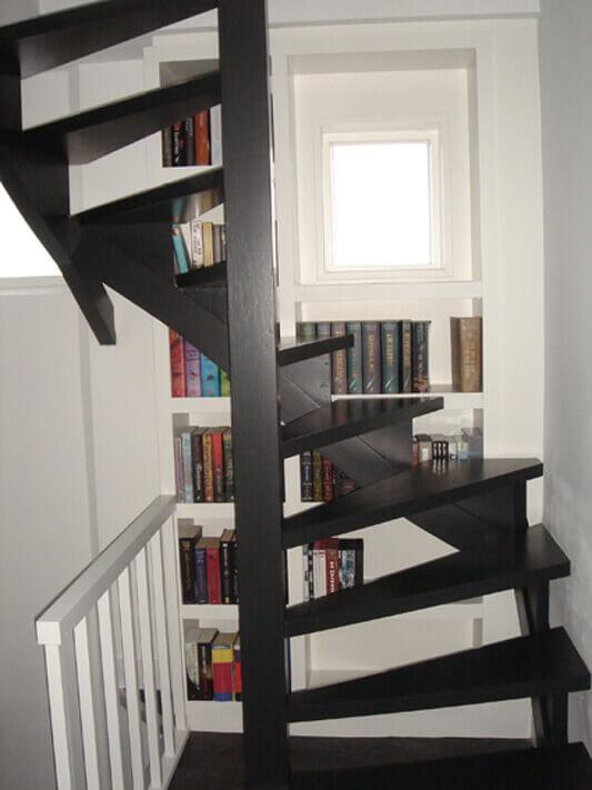 Boekenkast op maat breda ben interieurbouw breda - Am pm meubels ...
