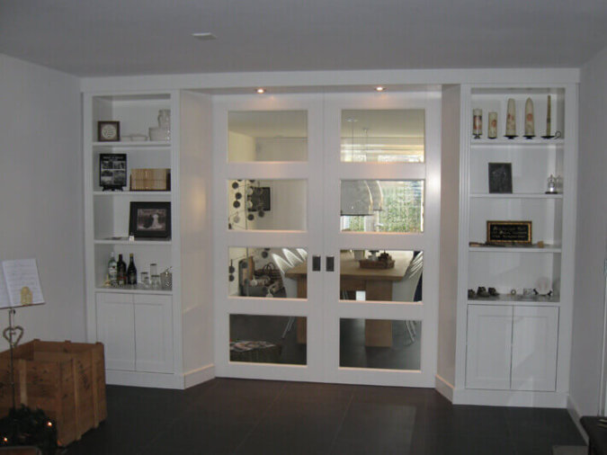 kamer en suite, kamer en suite interieurbouw